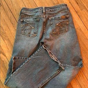 Silver Jeans Jeans - Silver women's jeans